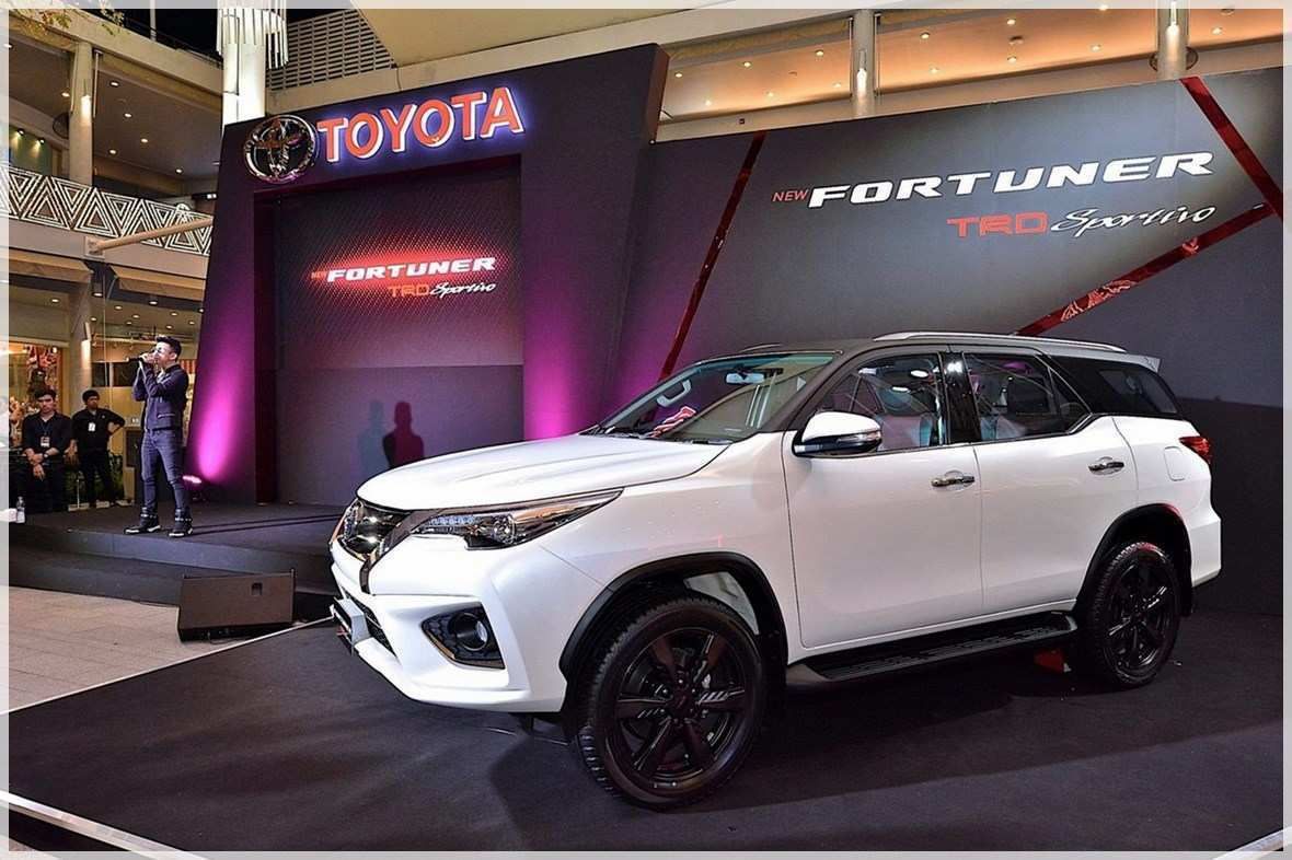 24 Concept of Toyota Fortuner 2020 India Concept for Toyota Fortuner 2020 India
