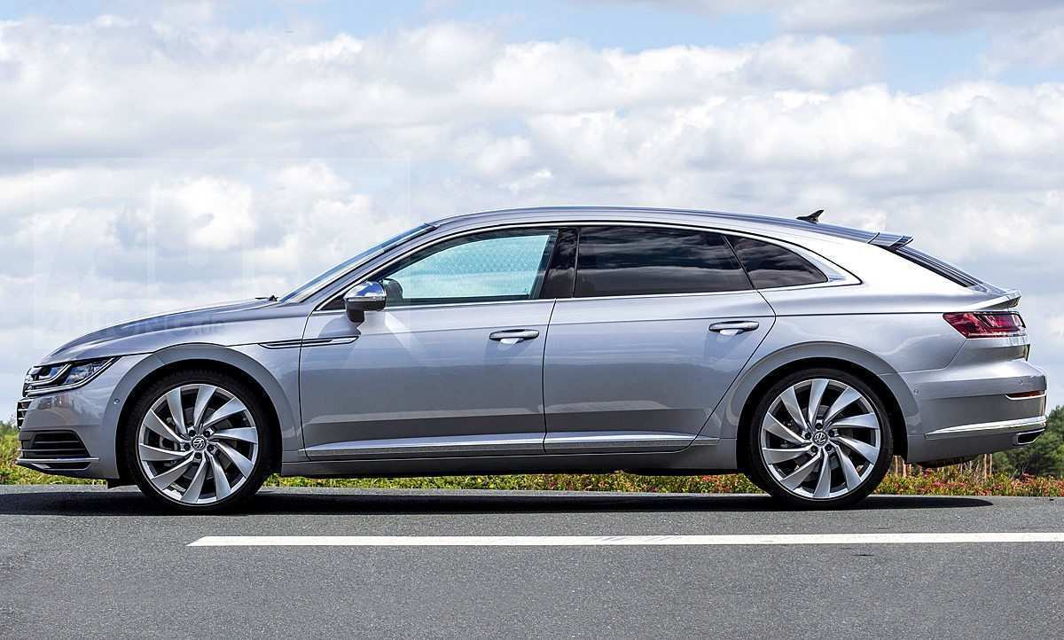 24 Concept of VW 2020 Arteon History for VW 2020 Arteon