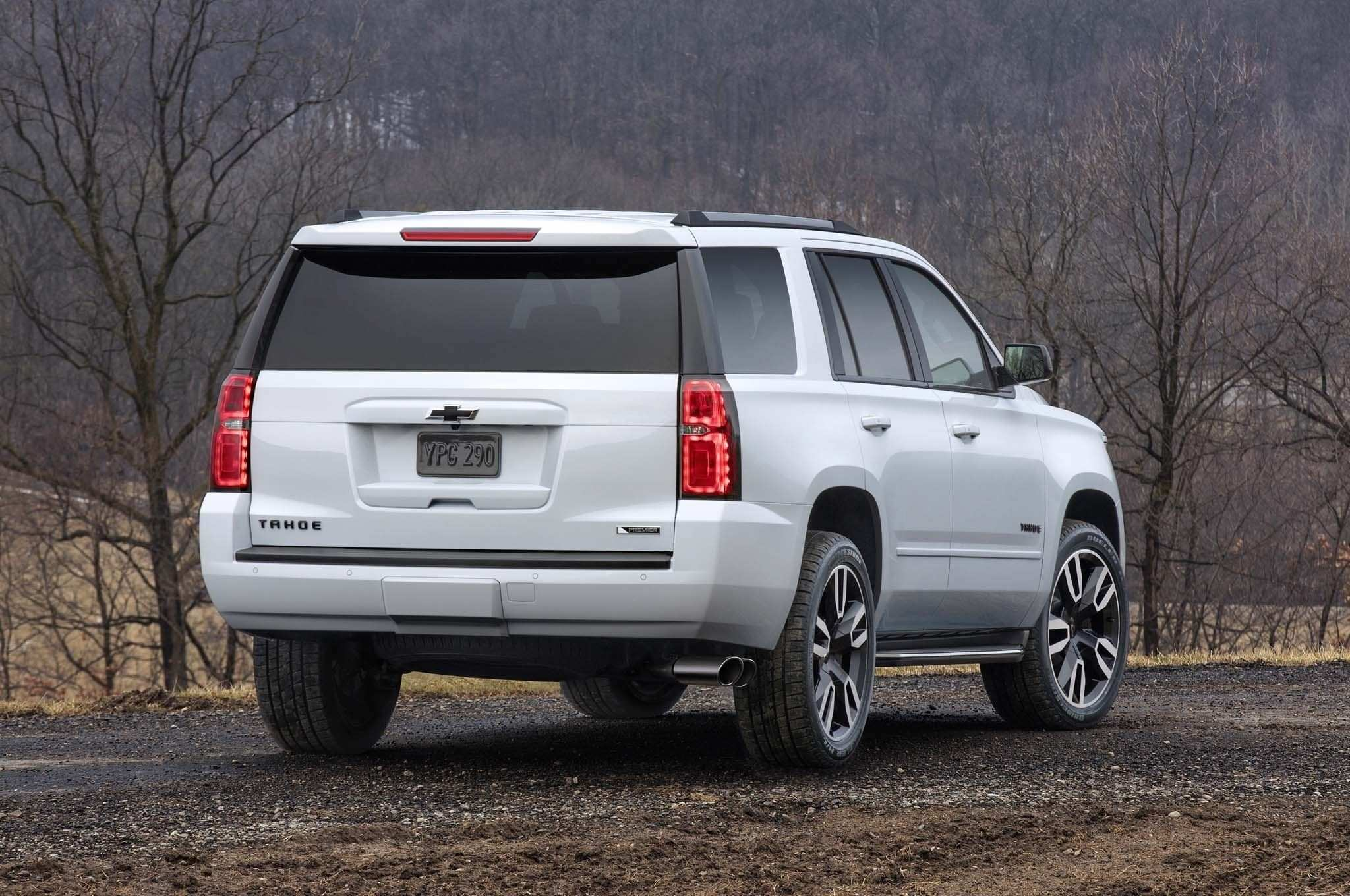 24 Gallery of 2020 Chevy Tahoe Z71 Ss Style with 2020 Chevy Tahoe Z71 Ss