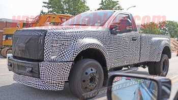 24 Gallery of 2020 Spy Shots Ford F350 Diesel Price by 2020 Spy Shots Ford F350 Diesel