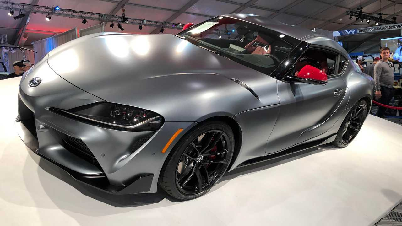 24 Gallery of How Much Is The 2020 Toyota Supra Ratings for How Much Is The 2020 Toyota Supra