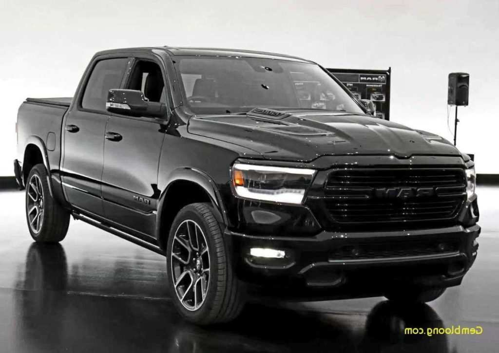 24 Great 2020 Dodge Ram 1500 Redesign by 2020 Dodge Ram 1500