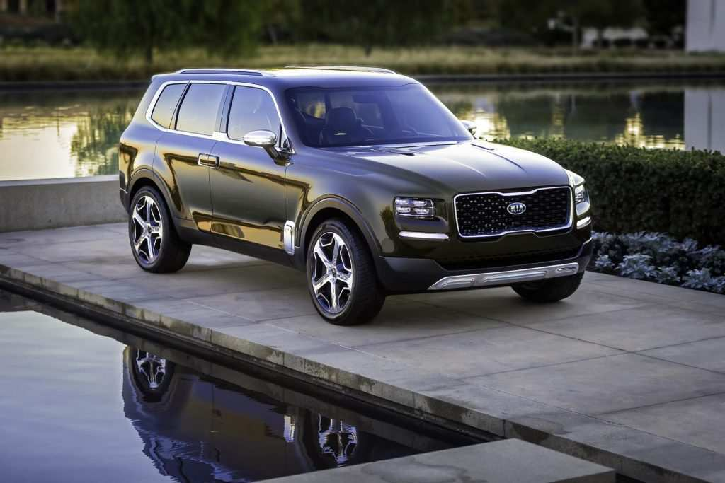 24 Great 2020 Kia Mohave 2018 Exterior And Interior By 2020