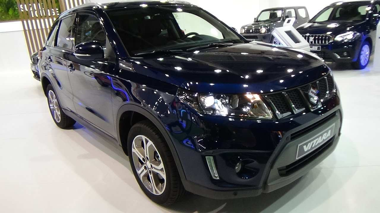 24 Great 2020 Suzuki Grand Vitara 2018 Photos for 2020 Suzuki Grand Vitara 2018