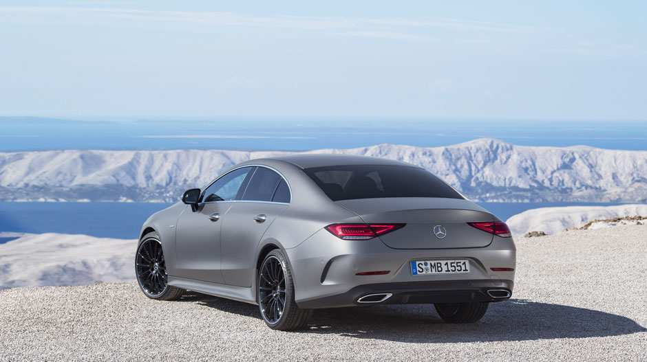 24 Great Mercedes Cls 2020 Concept for Mercedes Cls 2020