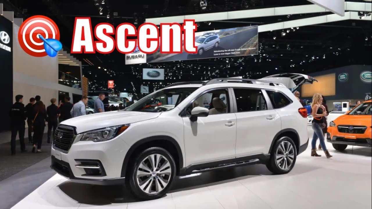 24 Great Subaru Ascent 2020 Mpg Prices with Subaru Ascent 2020 Mpg
