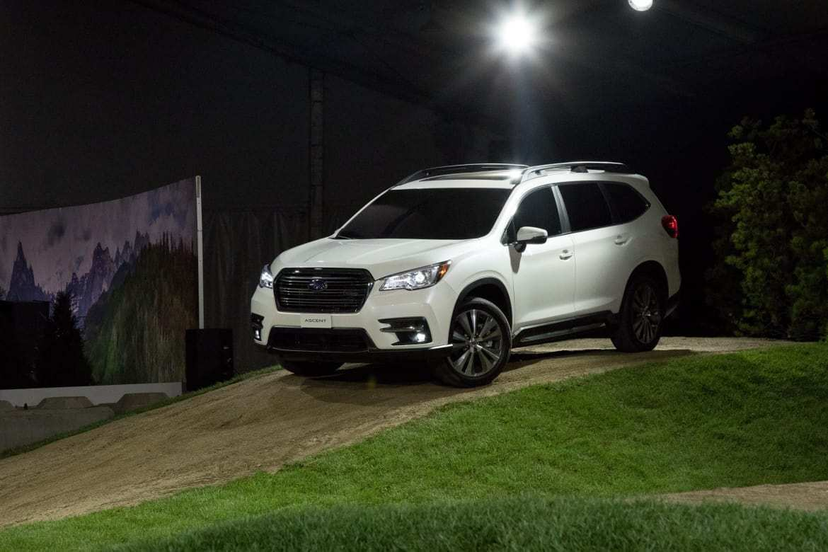 24 Great Subaru Ascent 2020 Mpg Release Date with Subaru Ascent 2020 Mpg