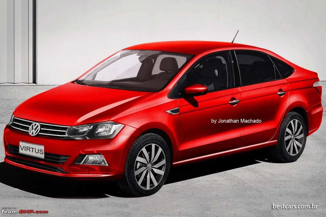 24 Great VW Vento 2020 Redesign and Concept for VW Vento 2020