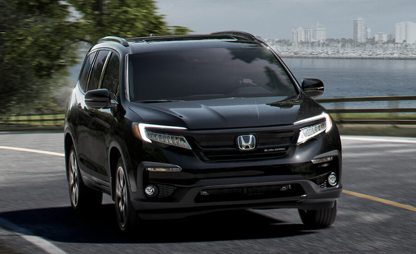 24 New 2020 Honda Pilot Black Edition Engine by 2020 Honda Pilot Black Edition