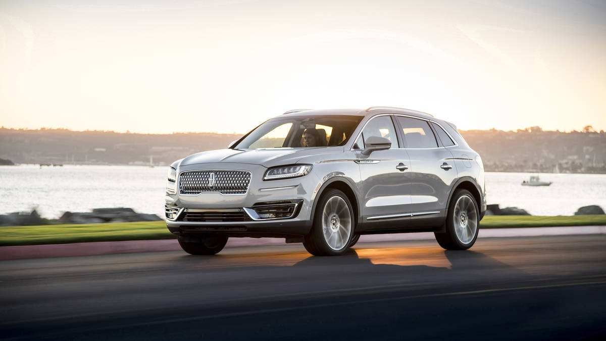 24 New 2020 Lincoln MKX First Drive with 2020 Lincoln MKX