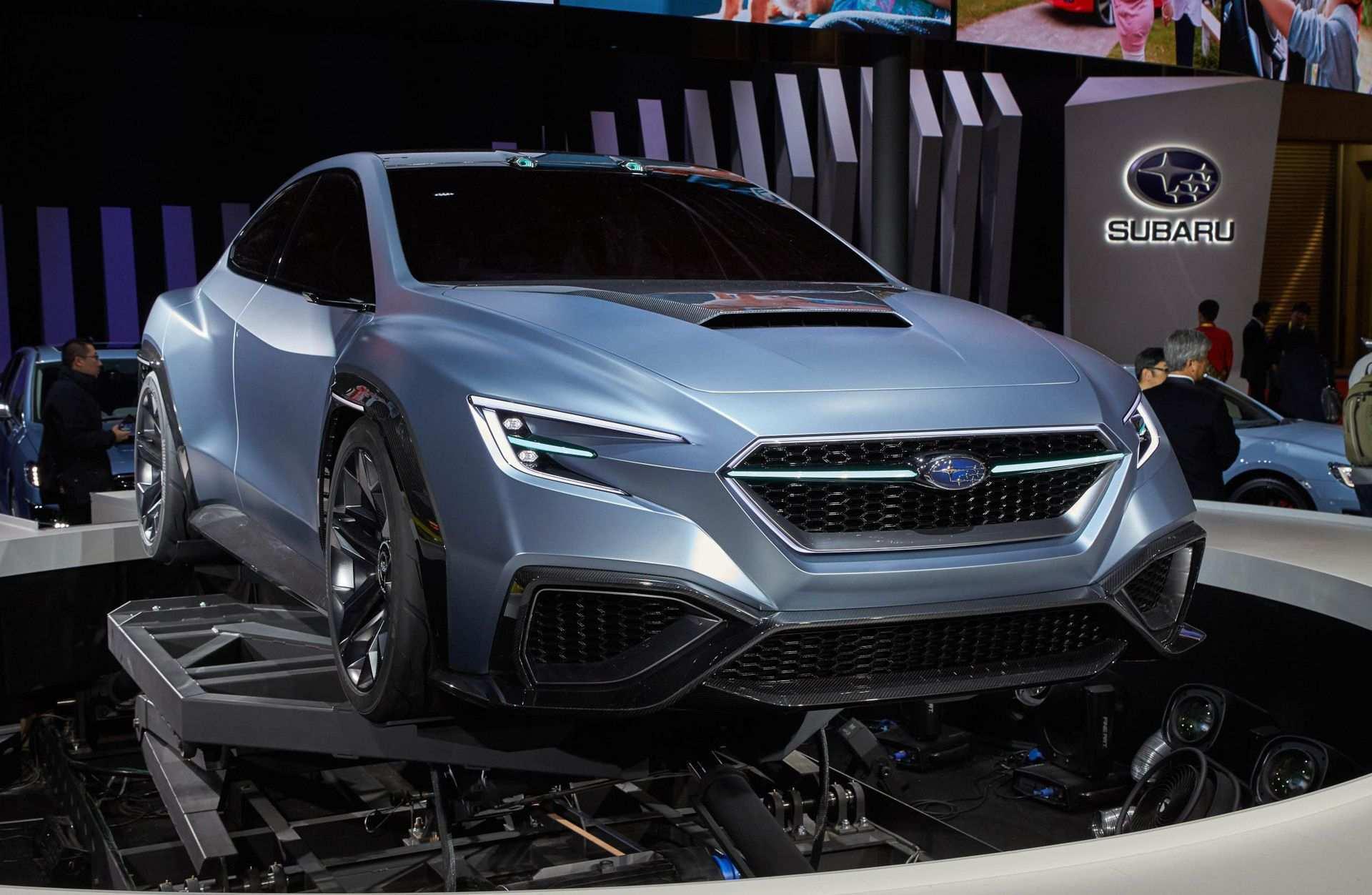 24 New 2020 Subaru Wrx Exterior Redesign with 2020 Subaru Wrx Exterior