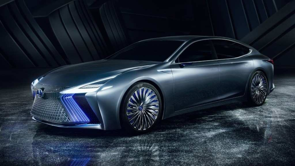 24 New Exterior Of 2020 Lexus Specs and Review with Exterior Of 2020 Lexus