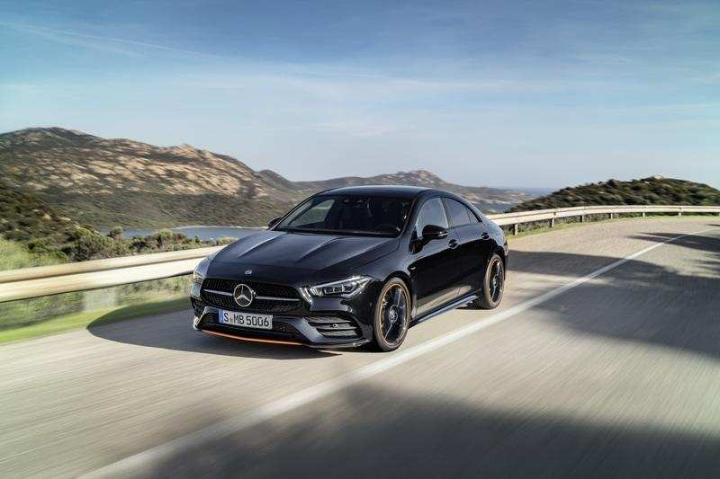 24 New Mercedes Cla 2020 Exterior Date Price by Mercedes Cla 2020 Exterior Date