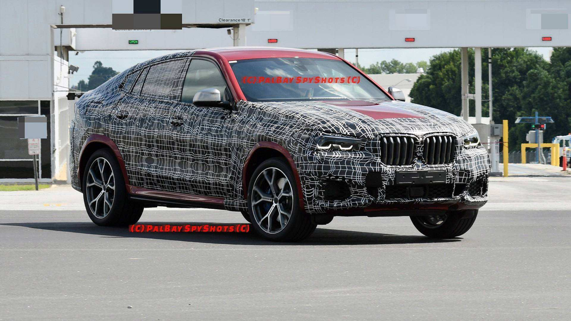 24 The 2020 BMW X6 Performance and New Engine for 2020 BMW X6