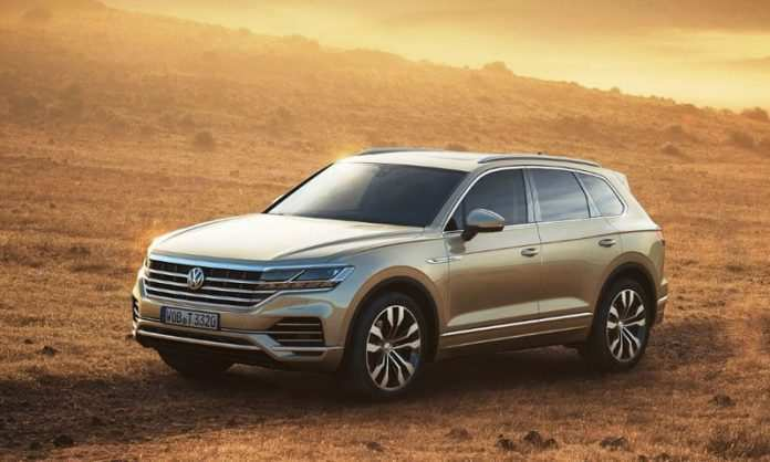 24 The 2020 VW Touareg Price and Review with 2020 VW Touareg