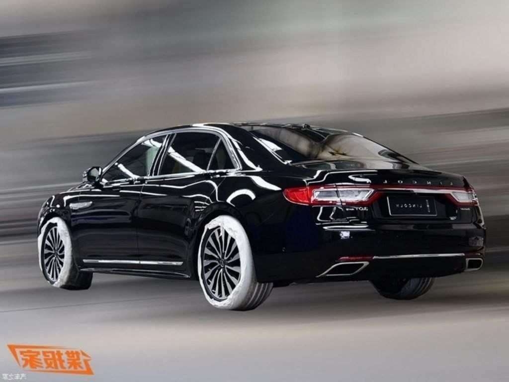 2020 Lincoln Town Redesign and Concept