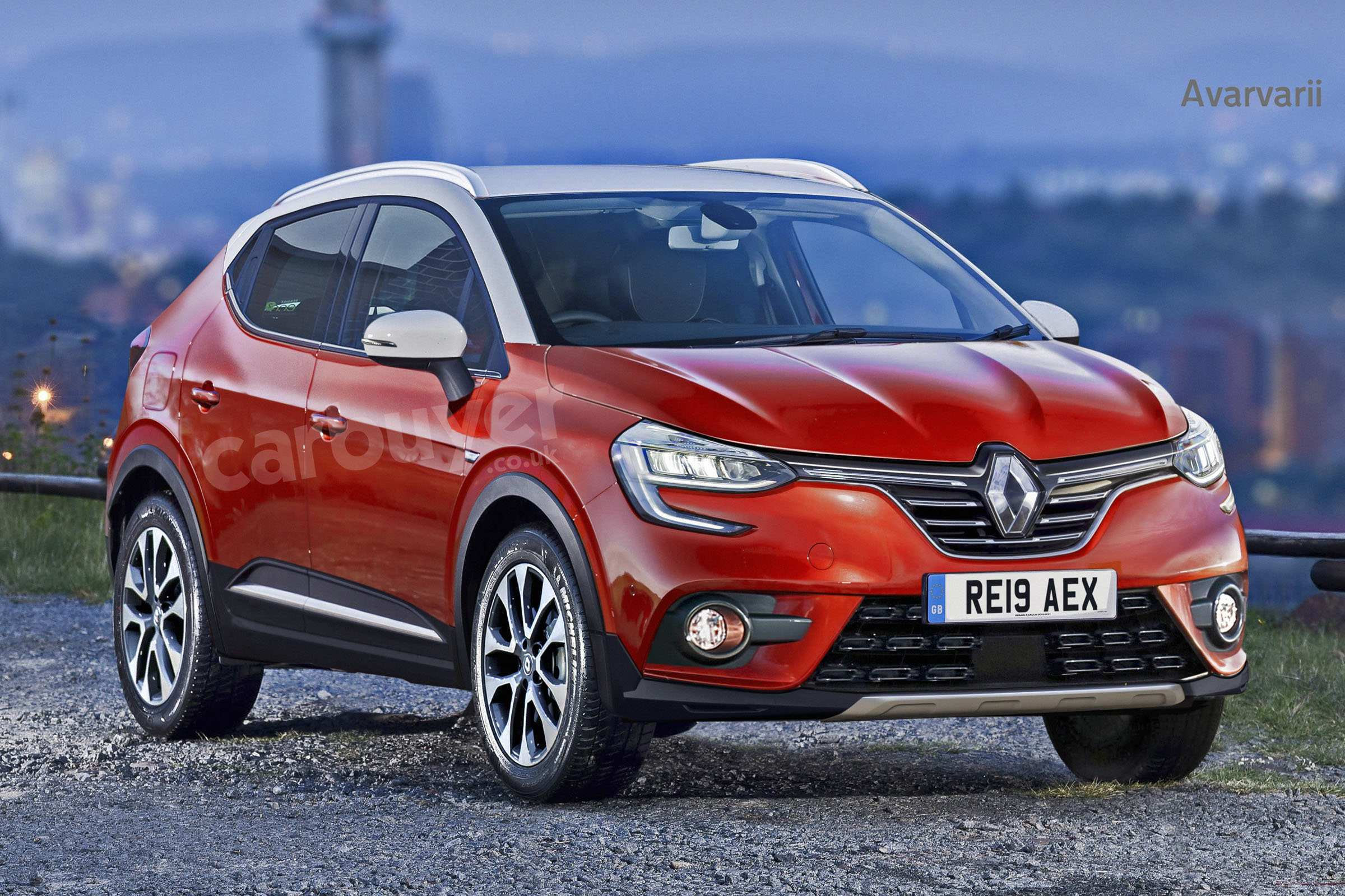 25 All New 2020 Renault Megane SUV Configurations with 2020 Renault Megane SUV