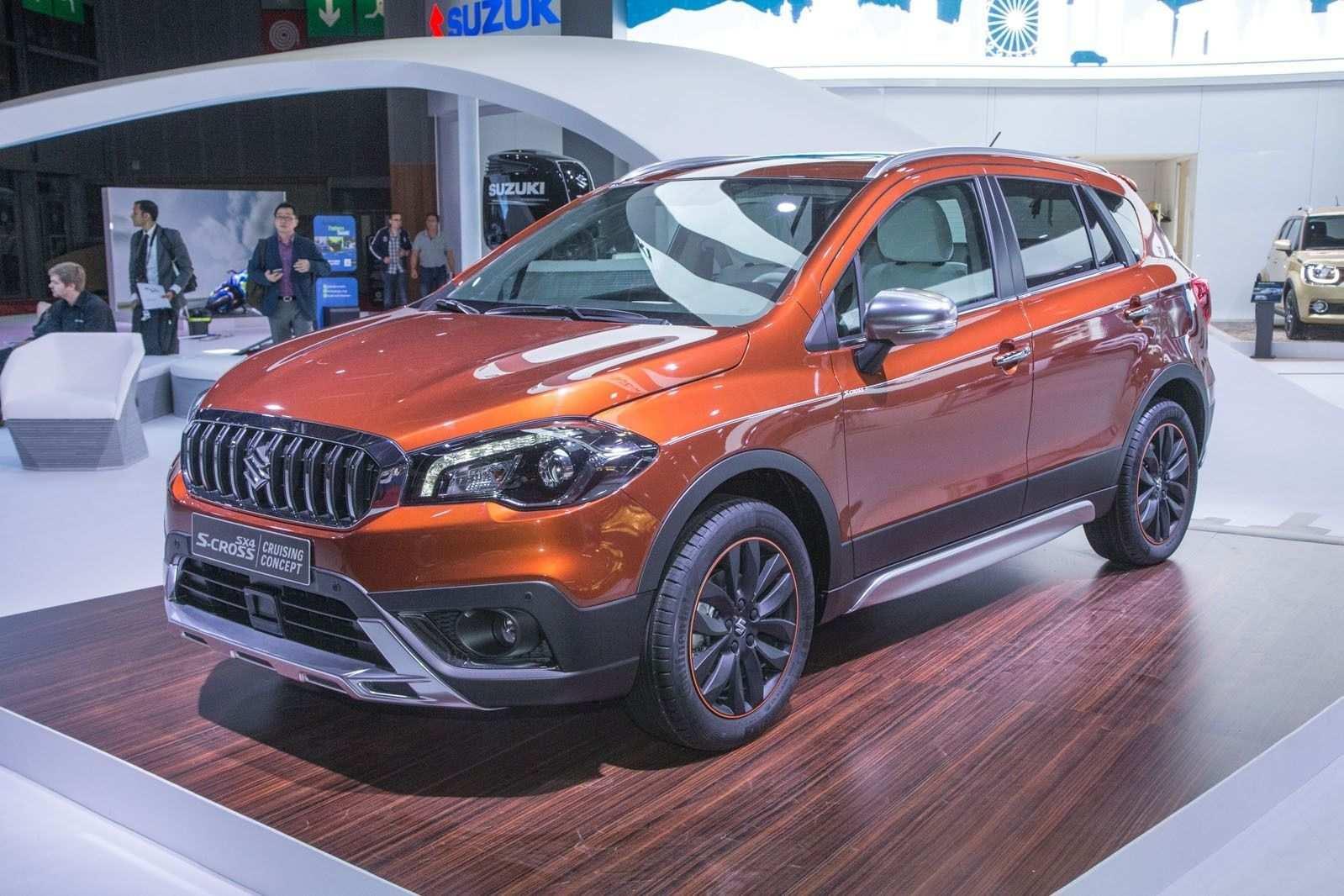 25 All New 2020 Suzuki Sx4 2018 Price by 2020 Suzuki Sx4 2018