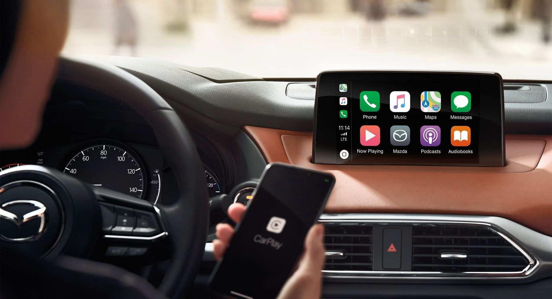 25 All New Mazda 2020 Apple Carplay Redesign with Mazda 2020 Apple Carplay