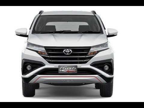 25 All New Rush Toyota 2020 Redesign and Concept by Rush Toyota 2020
