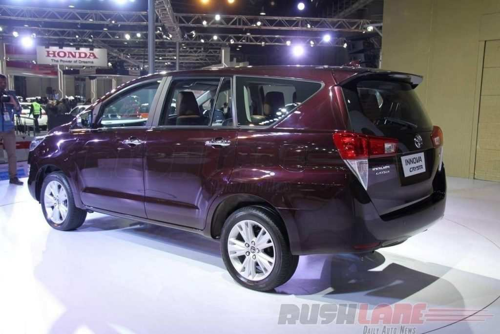 25 All New Toyota Innova Crysta 2020 New Concept Spesification for Toyota Innova Crysta 2020 New Concept