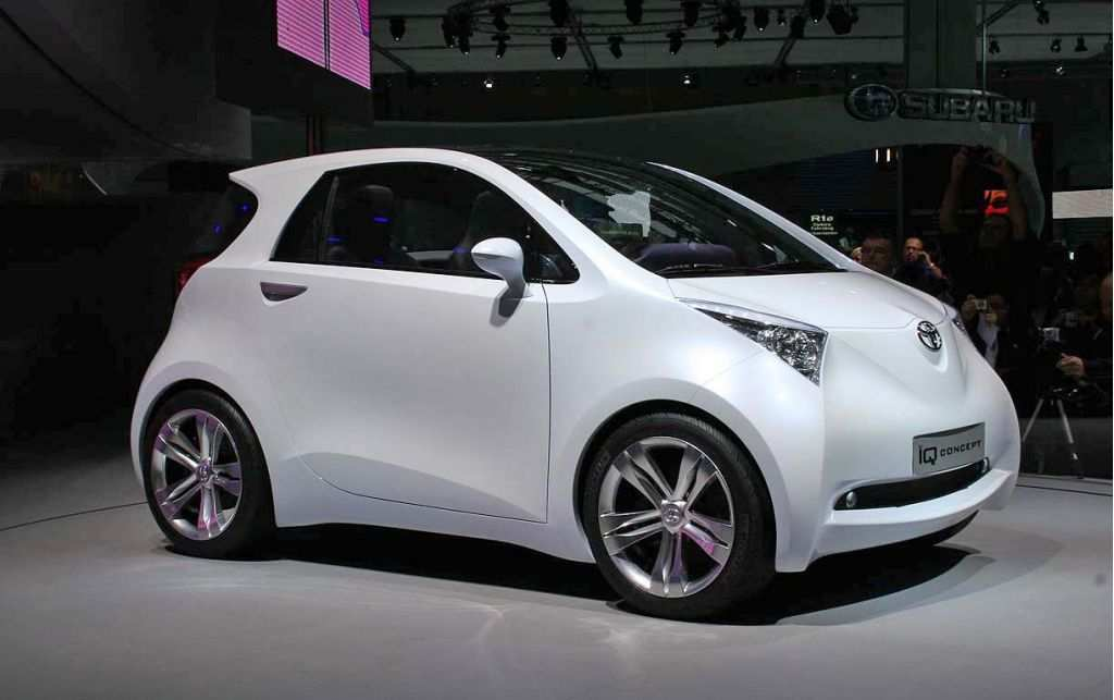 25 All New Toyota Iq 2020 Overview for Toyota Iq 2020