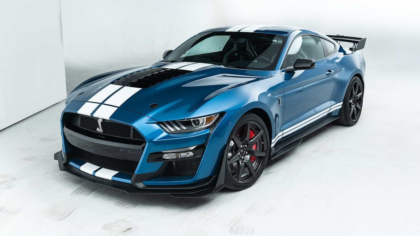 25 Best Review 2020 Ford Mustang Shelby Gt500 Spesification for 2020 Ford Mustang Shelby Gt500