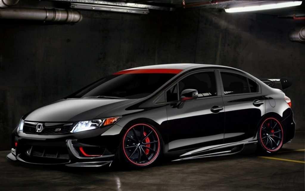 25 Best Review 2020 Honda Civic Si Sedan History by 2020 Honda Civic Si Sedan
