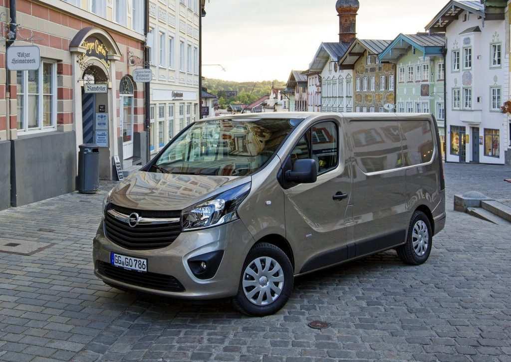 25 Best Review 2020 Opel Vivaro 2018 Pictures by 2020 Opel Vivaro 2018