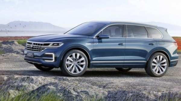 25 Best Review 2020 Volkswagen Touareg Exterior and Interior by 2020 Volkswagen Touareg