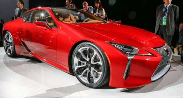 25 Best Review Lexus 2020 Lc Exterior with Lexus 2020 Lc