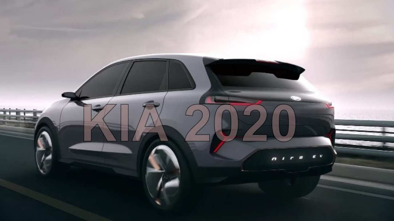 25 Best Review Niro Kia 2020 Exterior and Interior for Niro Kia 2020