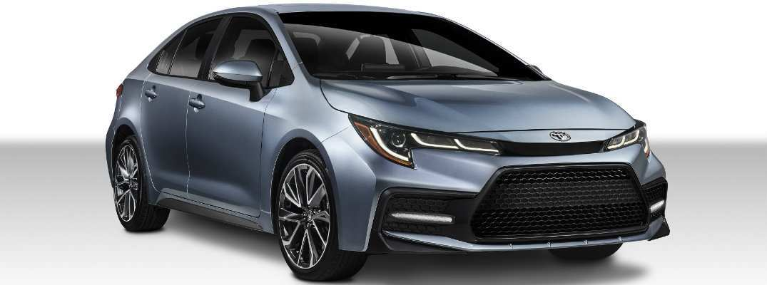 25 Best Review Toyota 2020 Colors Performance and New Engine by Toyota 2020 Colors