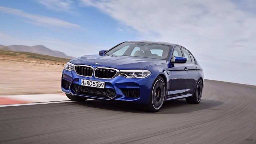 25 Concept of 2020 BMW M5 Get New Engine System Concept for 2020 BMW M5 Get New Engine System