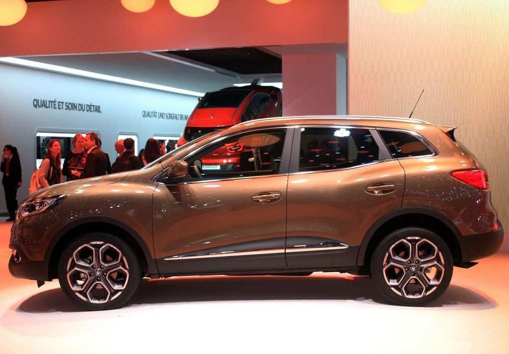 25 Concept of 2020 Renault Kadjar Interior for 2020 Renault Kadjar