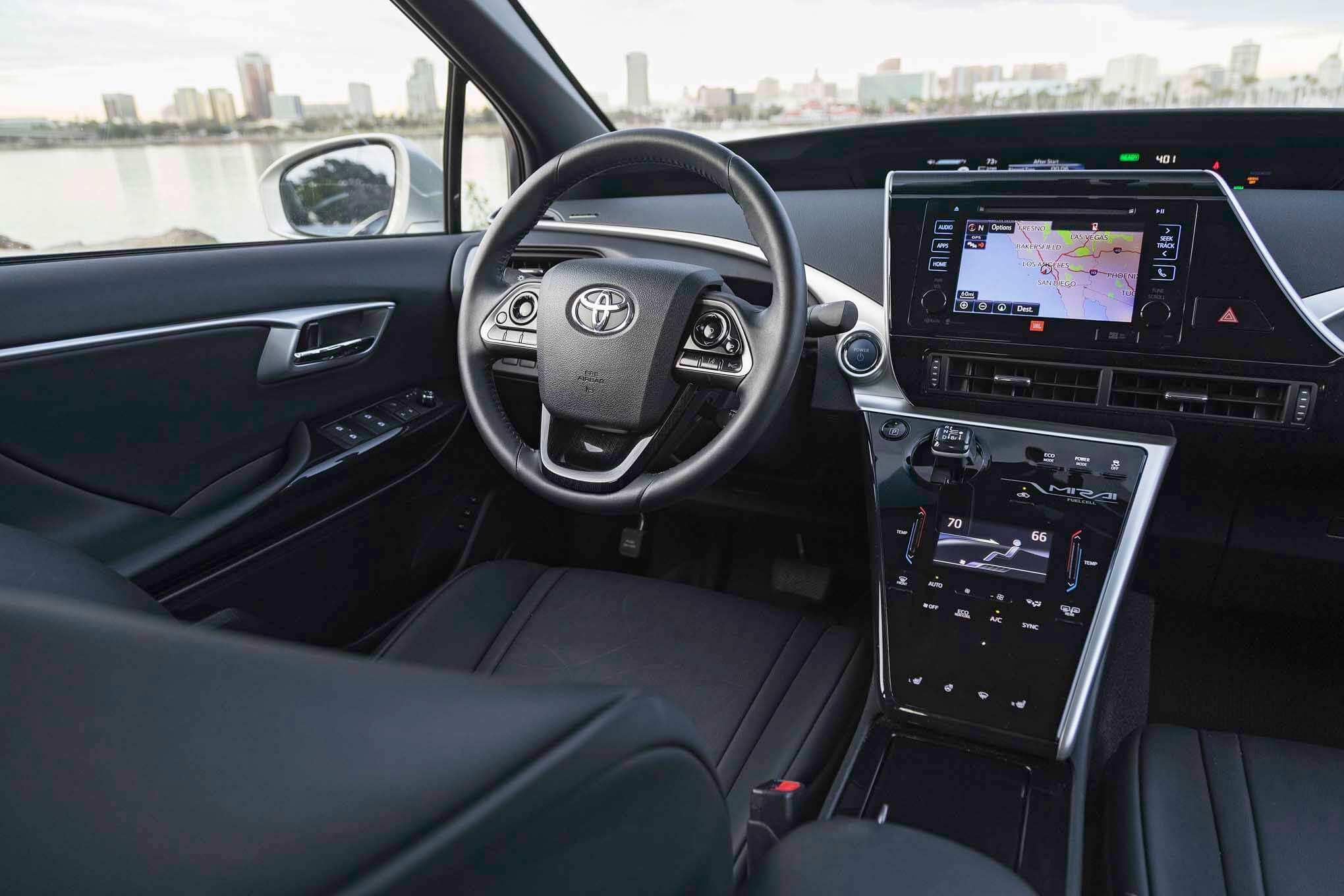 25 Concept Of Toyota Mirai 2020 Performance By Toyota Mirai