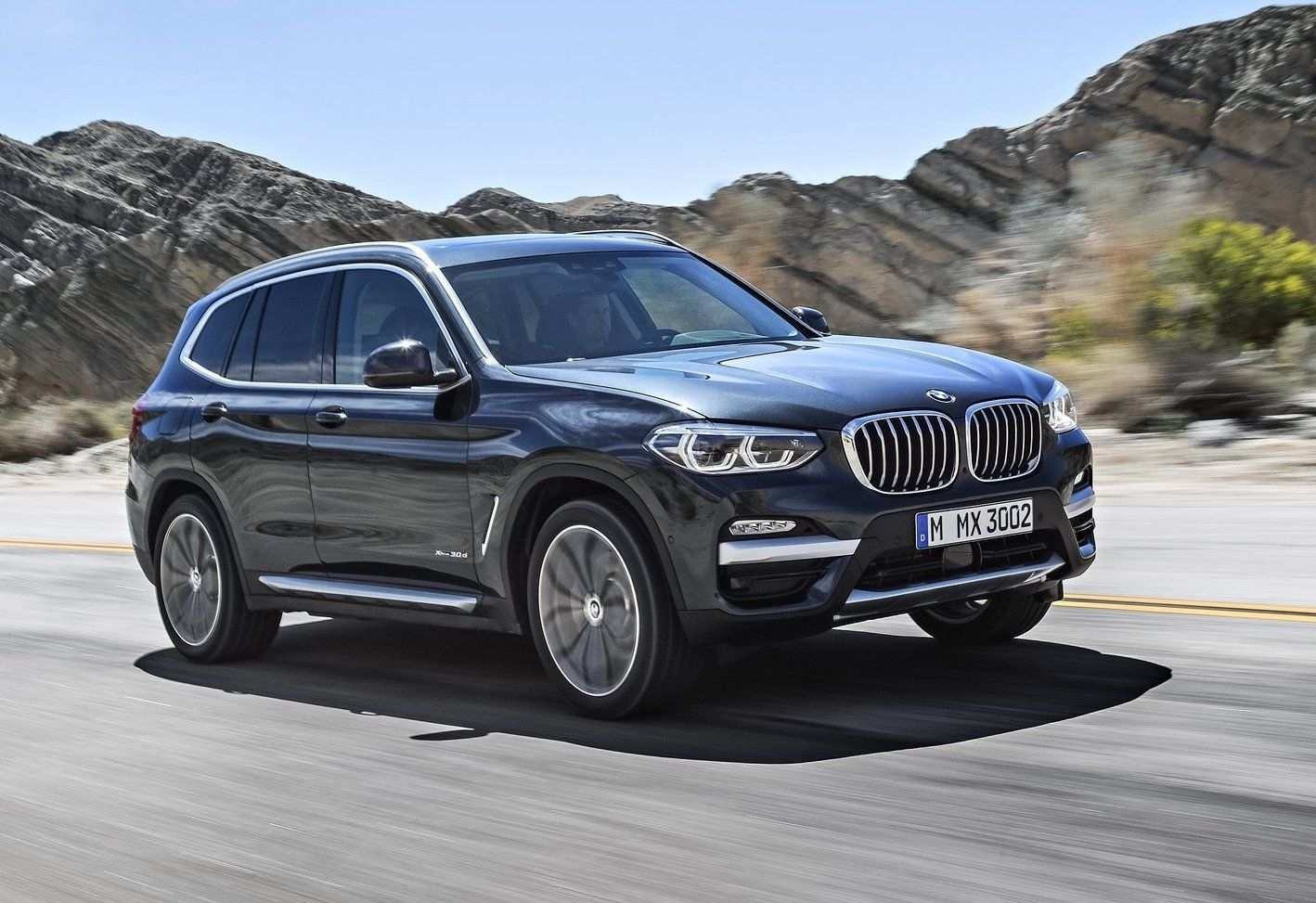 25 Gallery of 2020 BMW X3 Interior by 2020 BMW X3