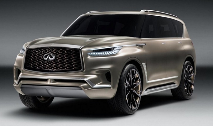 25 Gallery of 2020 Infiniti Qx80 Monograph Spy Shoot for 2020 Infiniti Qx80 Monograph
