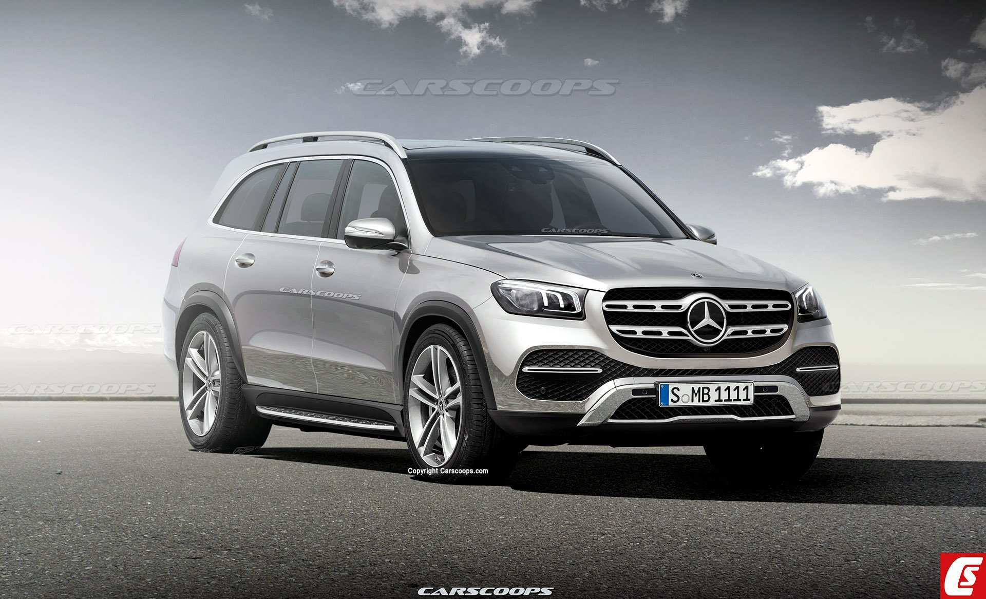 25 Great 2020 Mercedes GLS Reviews with 2020 Mercedes GLS