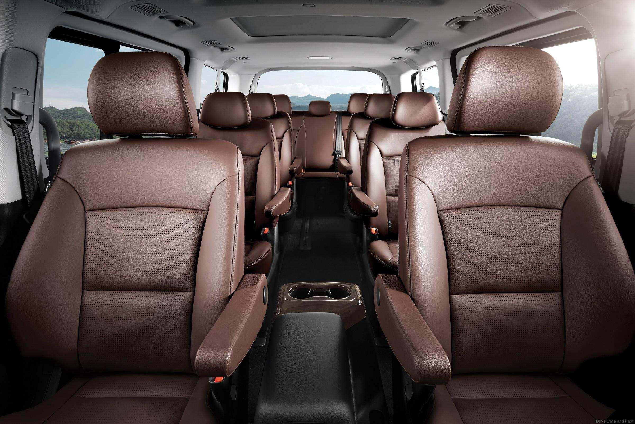 25 New 2020 Hyundai Starex 2018 First Drive for 2020 Hyundai Starex 2018