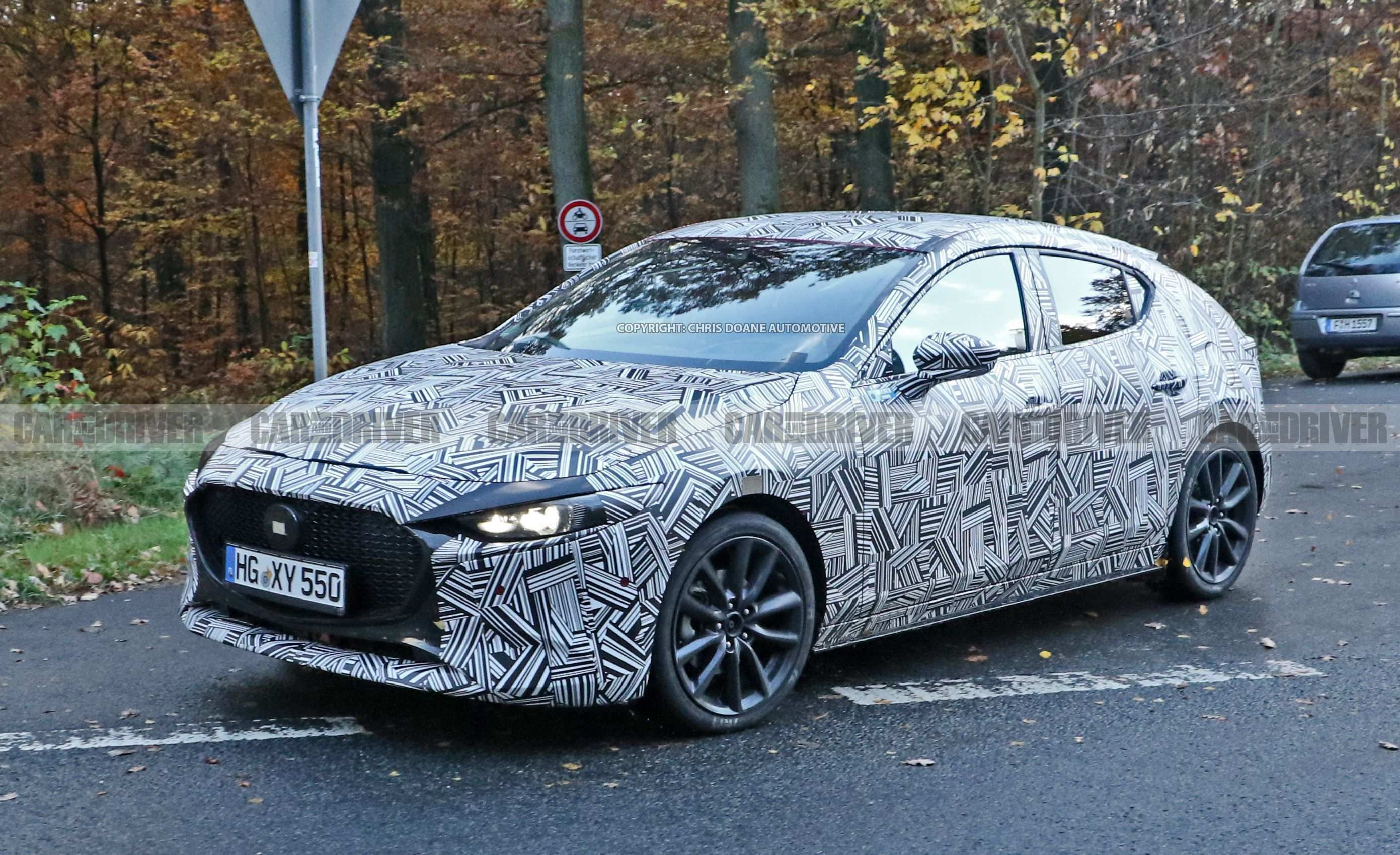 25 New 2020 Mazda 3 Spy Shots Speed Test by 2020 Mazda 3 Spy Shots