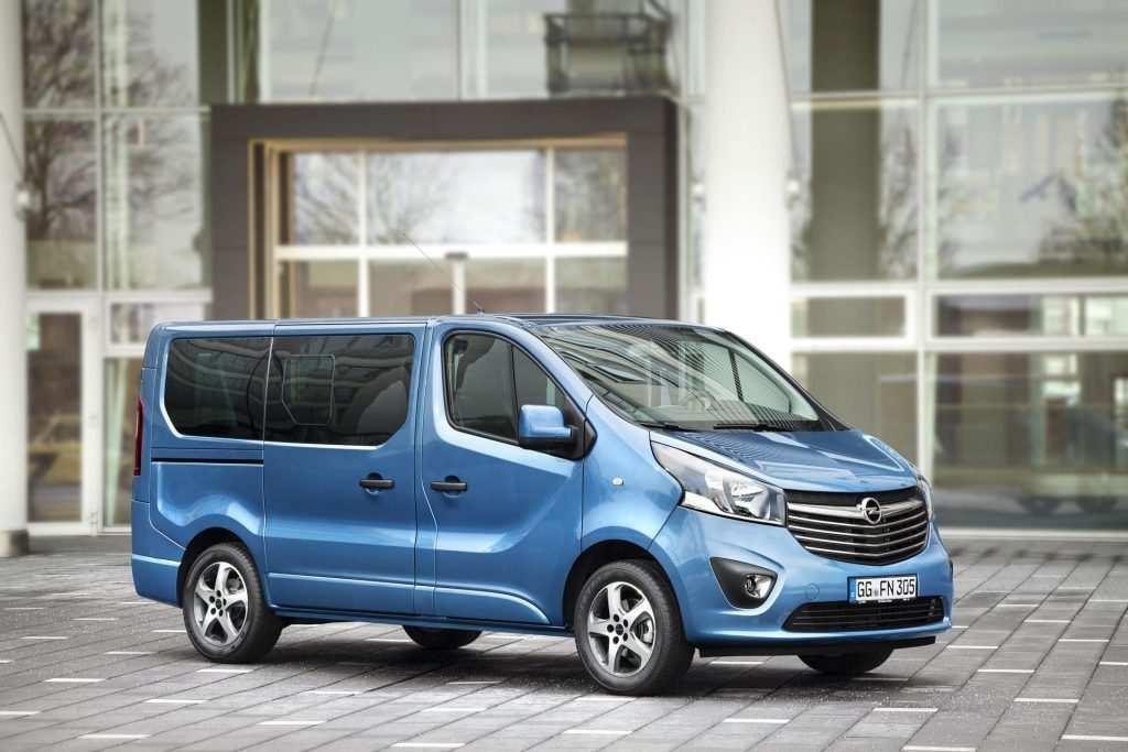 25 New 2020 Opel Vivaro 2018 Interior by 2020 Opel Vivaro 2018