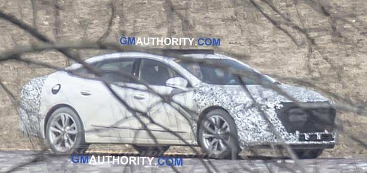25 The 2020 Buick Verano Spy Rumors with 2020 Buick Verano Spy