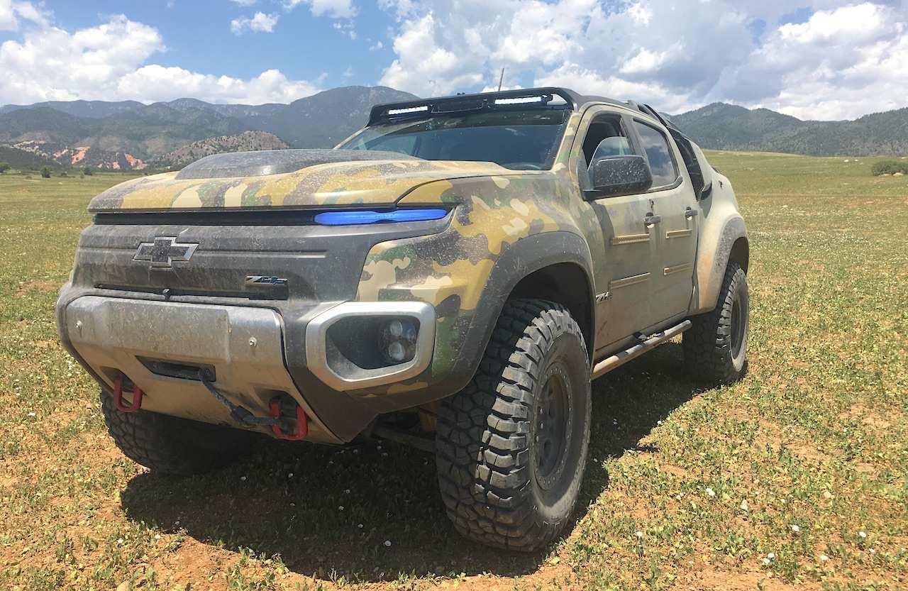 25 The 2020 Chevrolet Colorado Price and Review with 2020 Chevrolet Colorado