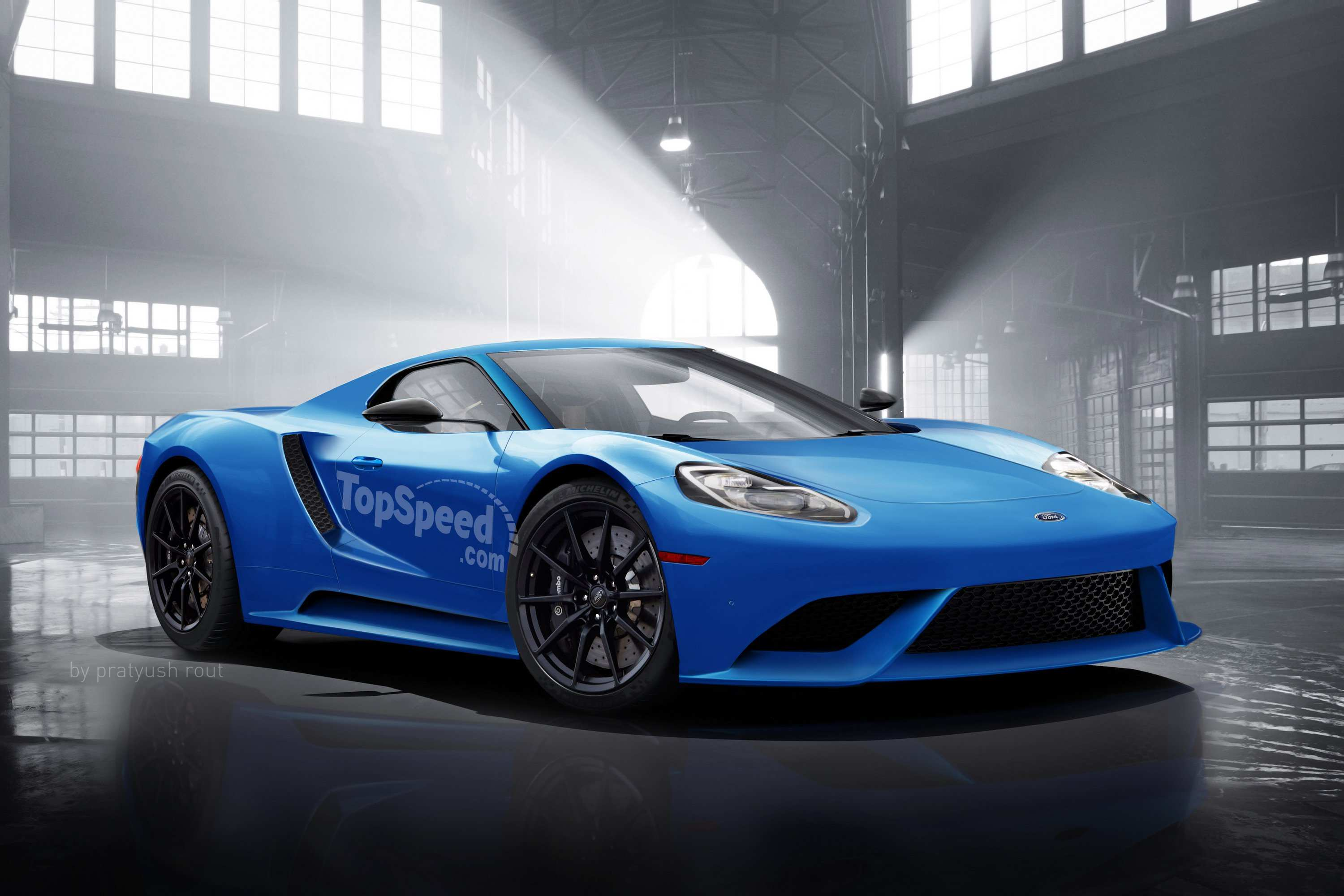25 The 2020 Ford GT40 Price and Review by 2020 Ford GT40