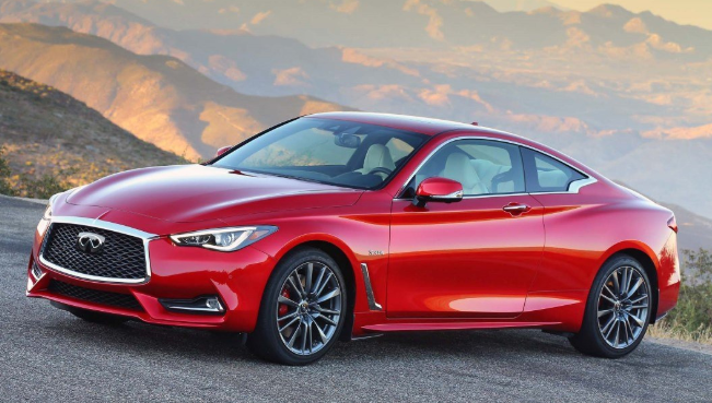 25 The 2020 Infiniti Q60s Exterior and Interior for 2020 Infiniti Q60s