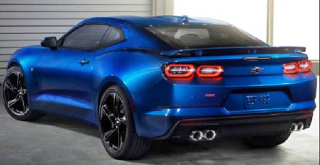 25 The 2020 The All Chevy Camaro Release Date for 2020 The All Chevy Camaro