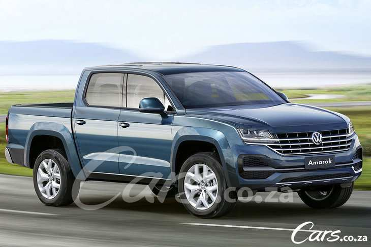 25 The 2020 VW Amarok 2018 Rumors by 2020 VW Amarok 2018