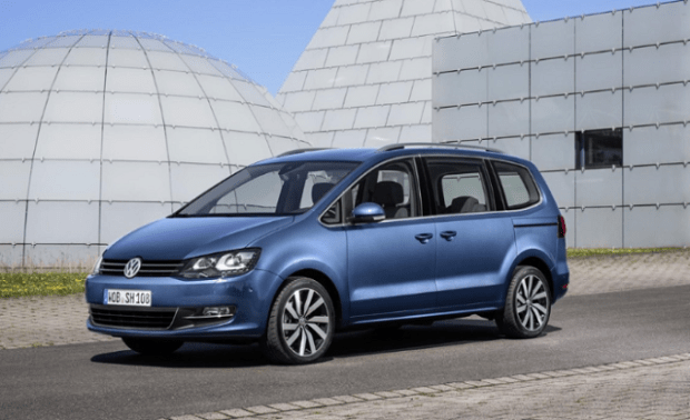 25 The 2020 VW Sharan 2018 Exterior by 2020 VW Sharan 2018