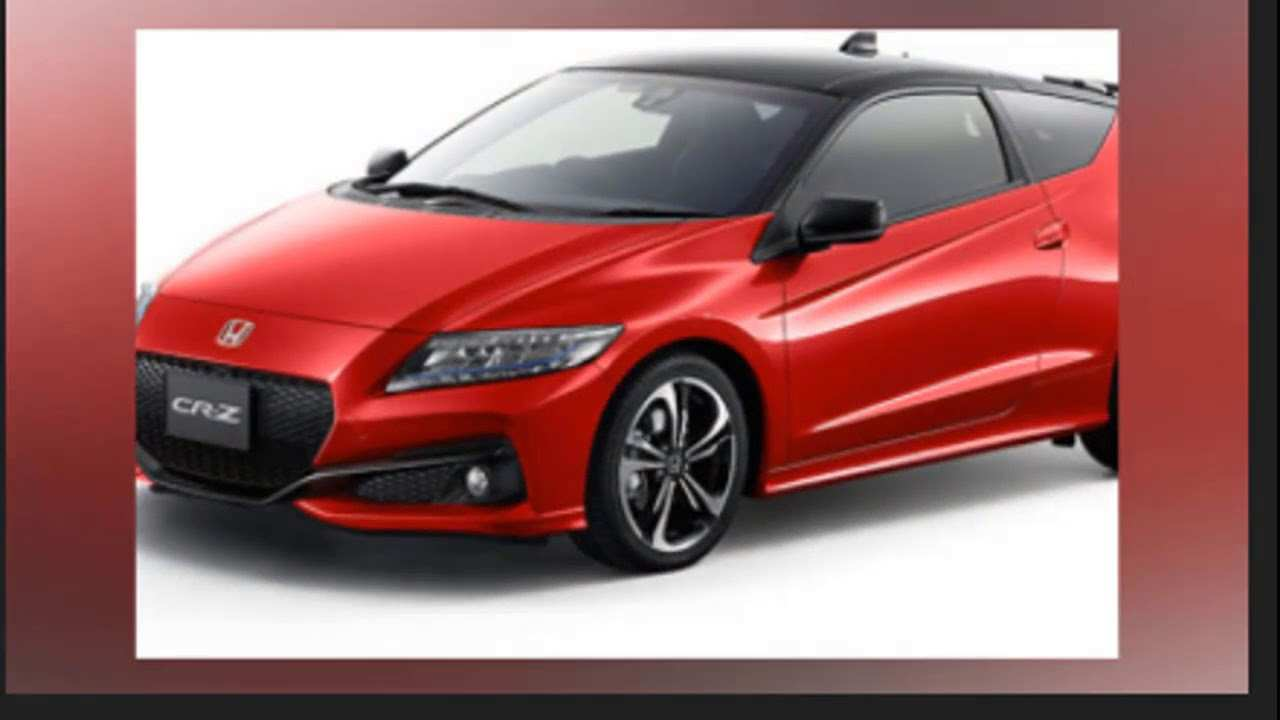 26 All New 2020 Honda Cr Z Rumors with 2020 Honda Cr Z